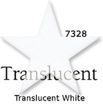 Channel Sign Letters Colors 7138 Translucent White