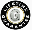 Gemini Sign Letters Lifetime Guarantee