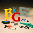 Cut Acrylic Plastic Sign Letters