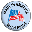 Made in USA with Pride